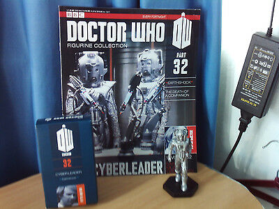 Doctor Who Figurine Collection - Issue 32 - Cyberleader
