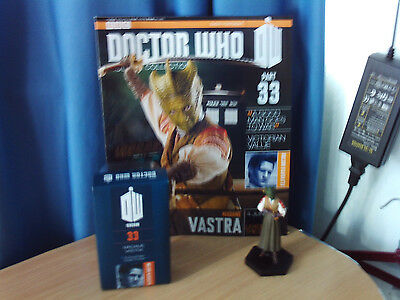 Doctor Who Figurine Collection - Issue 33 - Vastra