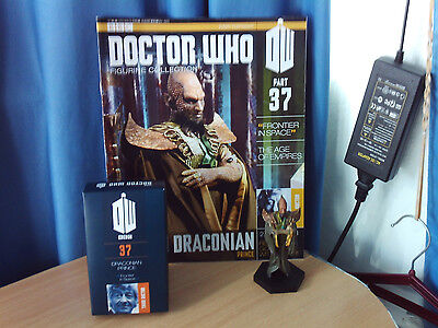 Doctor Who Figurine Collection - Issue 37 - Draconian