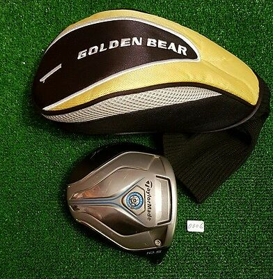 Taylormade jetspeed driver head and cover / 10.5 / serial number/ vgc