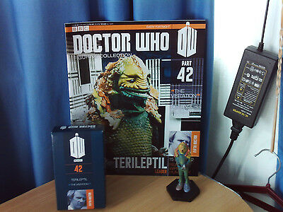 Doctor Who Figurine Collection - Issue 42 - Terileptil