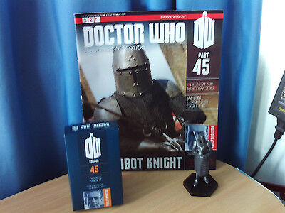 Doctor Who Figurine Collection - Issue 45 - Robot Knight