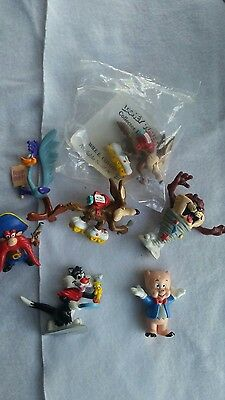 1990 Looney Tunes Shell Gasoline Collectible
