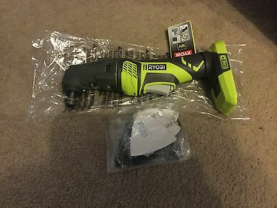 Ryobi RMT1801M ONE+ 18v Cordless Multi Tool without Battery or Charger