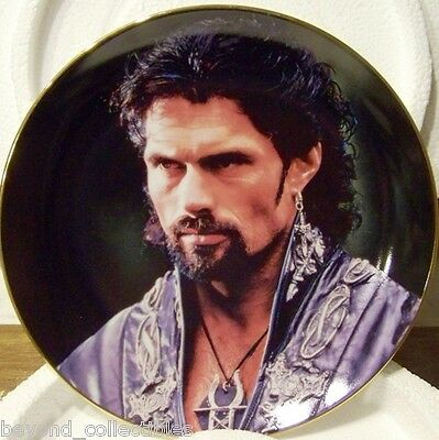 Xena Collector China Plate - X6603 Ares Tribute To Kevin Smith Numbered #518
