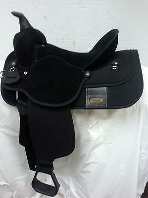 """High Horse by Circle Y 15"""" Ganando Trail #6902 New Regular Bar Closeout 1 Only"""
