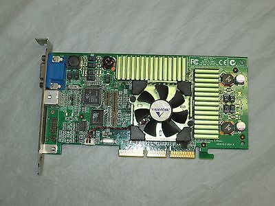 Visiontek geforce 3 180-P0050-0000-A09 AGP S-Video 64mb TESTED