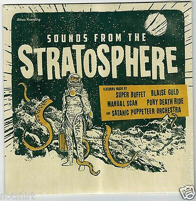 """Sounds Stratosphere Sealed 7"""" Record Vinyl Pony Puppeteer Orchestra morrissey"""