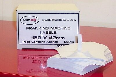 2000 Franking Machine Labels ,double Mailing Labels,neopost ,pitney Bowes ,