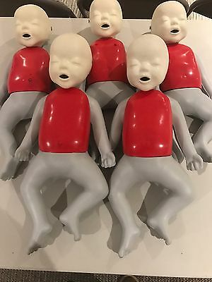 Basic Buddy CPR Infant Manikins (5-pack) With Extras