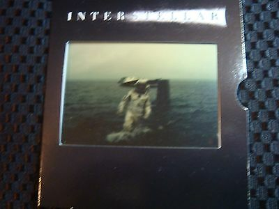 NEW Interstellar Movie Collectible IMAX Film Cell From an Actual 70MM Film