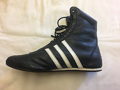 Adidas Boxing Boots Size 8