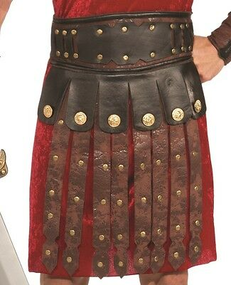 Roman Apron and Belt Gladiator Adult Mens Costume Accessory Standard Size NEW
