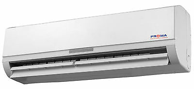 Brand New Proma 3.5Kw Reverse Cycle Split System Air Conditioner