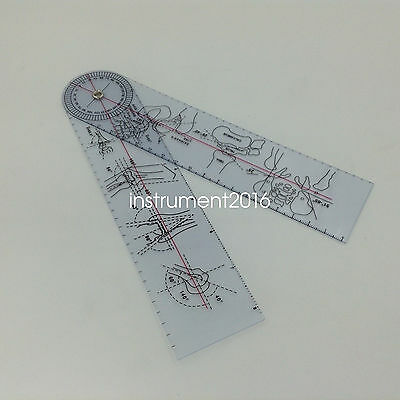 New joint ruler Goniometer Angle Ruler orthopedics tool instruments