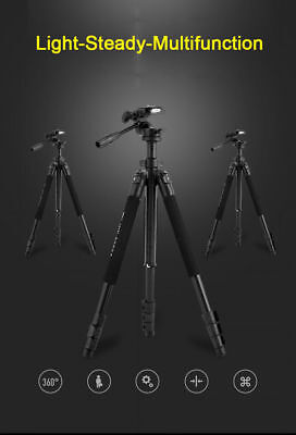 Professional DSLR Camera Tripod Stand Selfie Holder Photography Sony Canon Nikon
