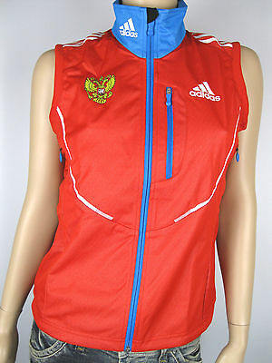 Adidas Athletic Vest CW W Weste Russia Softshell Formotion Langlauf Laufsport