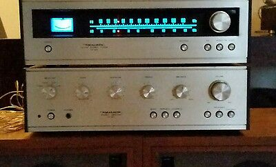 Realistic Stereo Amplifier & AM/FM Tuner