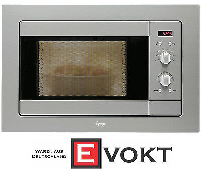 Teka TMW 18 BIH Built In Microwave Oven Stainless Steel 800W 18L Genuine NEW