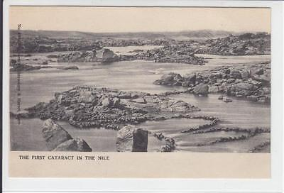AK Assuan, Egypt, The first Cataract in the Nile, 1900