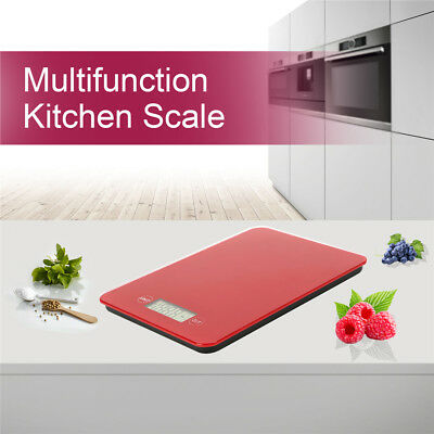 Digital 5kg LCD Electronic Kitchen Household Food Cooking Scales Postal Weighing
