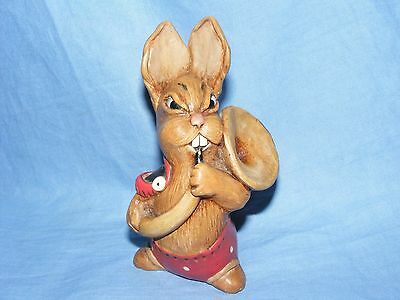 Pendelfin Stoneware Cha Cha With Open Eyes Made In Burnley Very Collectable Rare