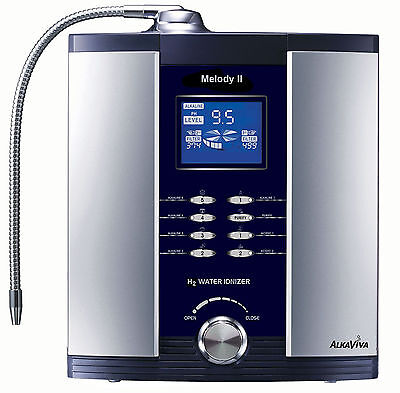Melody II Water Ionizer - 5 Plates / 2 Filters