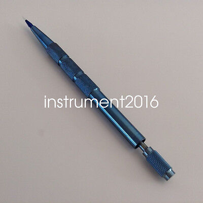 titanium Sapphire blades Trifacet Blade 1.0mm ophthalmic surgical  instrument