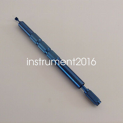 Sapphire blades Keratome 2.8mm ophthalmic eye surgical instrument