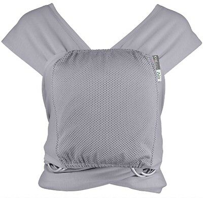 BOXED Close Caboo Baby Sling Wrap Carrier NCT in Greystone, Great Condition.