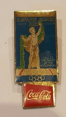 1932 Los Angeles Olympic Games pin badge