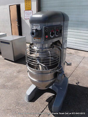 Hobart Legacy 60 Qt Bakery Donut Pizza Dough Mixer With Bowl & Paddle H-662