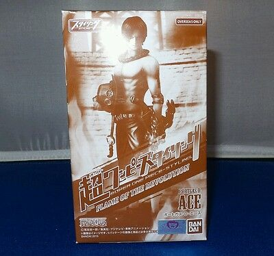 Bandai Super One Piece Styling Flame Of The Revolution Ace New In Box