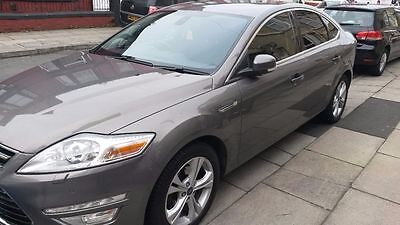 2011 61 Ford Mondeo Titanium Tdci 140 Brown Massive Factory Spec May Take Px