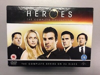 Heroes...the Complete Collection.......23 Disc Boxset