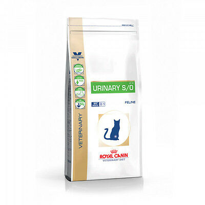Croquettes Royal Canin Veterinary Diet Urinary S/O pour chats Poulet 12 boîtes 1
