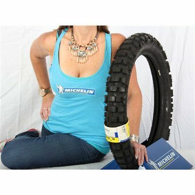 110/80-18 Michelin T63 Dual Sport Rear Tire
