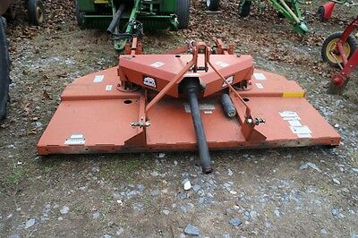 Rhino SE8A 8' Lift Type Rotary Cutter / Mower for Tractors.  Good Shape!