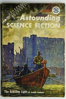 Astounding Science Fiction July 1957 1st Ed PB Book Isaac Asimov Poul Anderson