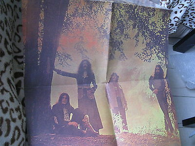 Only  Posters !!! For Lp  Black Sabbath Masters Of Reality