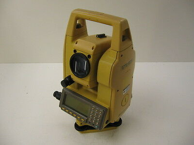 "Topcon Gts-605 5"" Total Station Only, Surveying 1 Month Warranty"