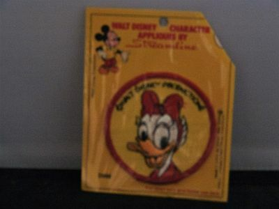 Vintage Disney Streamline Character Daisy Patch Attic Find
