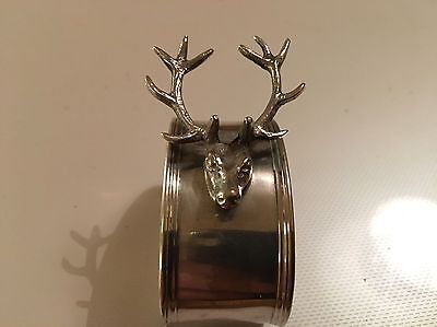 Stunning  Solid Silver?? Collectible Napkin Ring