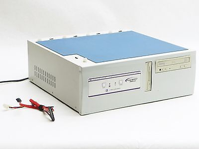 ICS IMAGE MASSTER 3000 3004SATA 4-SLOT SCSI HARD DRIVE DUPLICATOR w/SOFTWARE