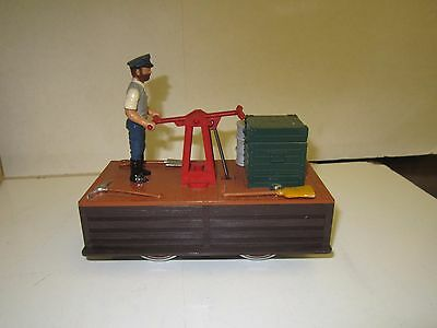 LGB G #2001 Track Inspector's Handcar, Collection Item