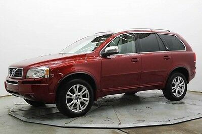 2014 Volvo XC90 3.2 Sport Utility 4-Door Premier Plus AWD 3rd Row BLIS Lthr Htd Seats Pwr Sunroof Bluetooth Must See Save