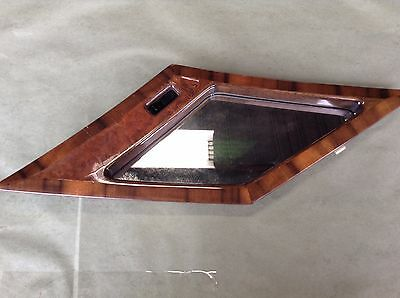 81 - 98 Rolls Royce Silver Spur Rear Left Vanity Mirror