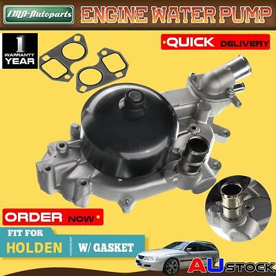 For Holden Commodore VT VU VX VY VZ Statesman Caprice GTO 5.7L Engine Water Pump