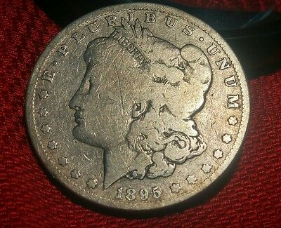 1895 O Morgan SILVER RARE DATE COIN in great shape! Complete your Morgan Set!!!