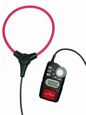 26-18 Flexible True RMS AC Current Clamp with Digital Display & 3000A Range